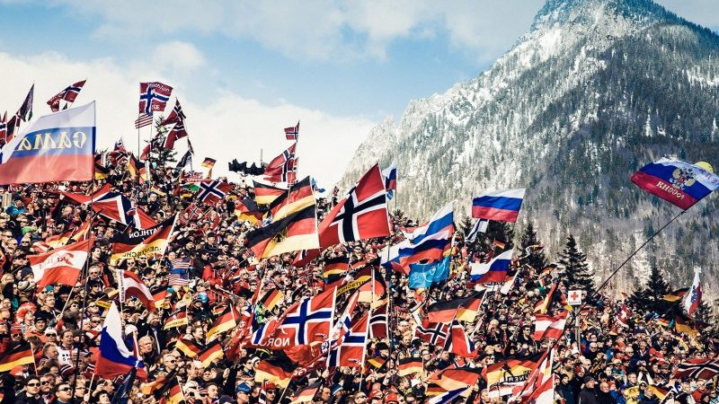 Biathlon Weltcup Chiemgau