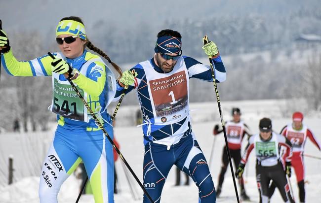 12. Skimarathon Saalfelden - events