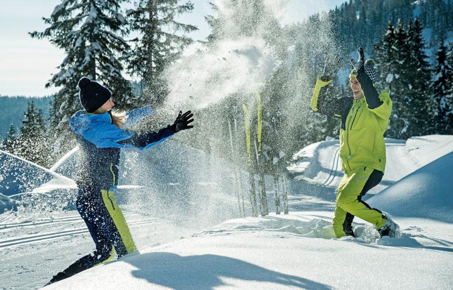 Tolle Hotelangebote für deinen Langlaufurlaub in den Alpen: - langlaufen langlauf-hotels