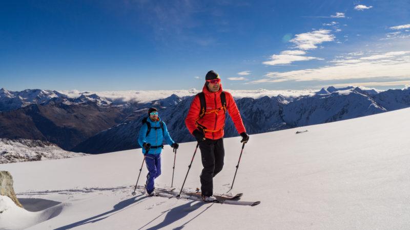 Skitouren in Saalfelden