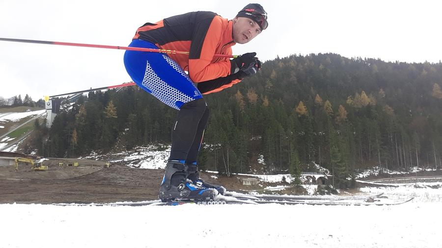 Markus Meister berichtet aus Seefeld... - langlaufen langlauf-news langlauf-hotels allgemein