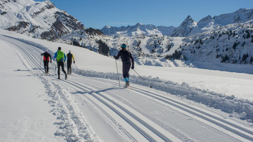 Tiroler Paznaun: Schön in der Spur bleiben - langlaufen langlauf-regionen langlauf-hotels