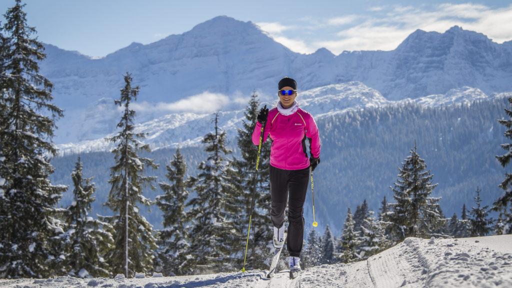 Chiemgau – Wiege des Langlaufs - langlaufen langlauf-regionen
