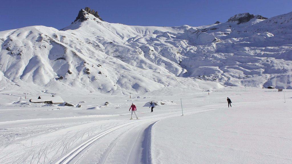 Immer eine Spur besser - Langlaufen in Kandersteg - langlaufen, langlauf-regionen, allgemein