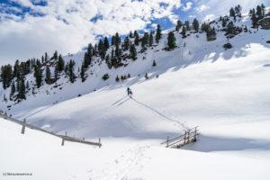 Skitour in Österreich