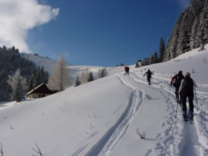 Tourenlehrpfad Loibersbacher Höhe