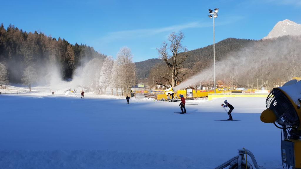 Saisonstart in Ramsau am Dachstein - news, langlaufen