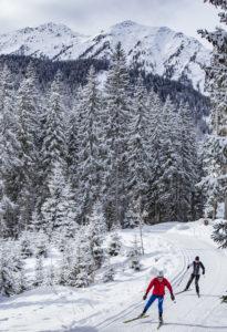 Langlaufen in Osttirol