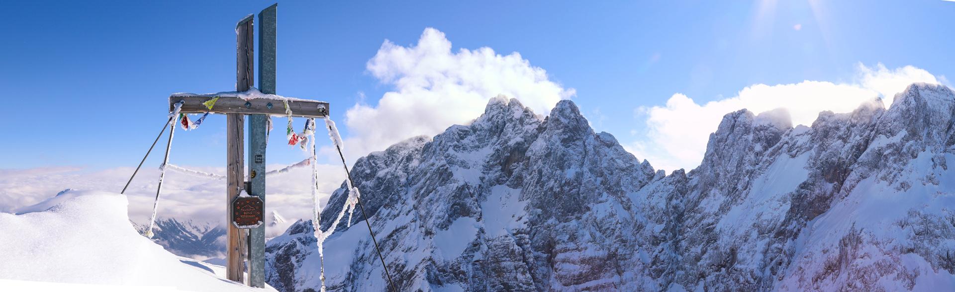 Wintersportcamps in den Südalpen - langlauf-hotels, events