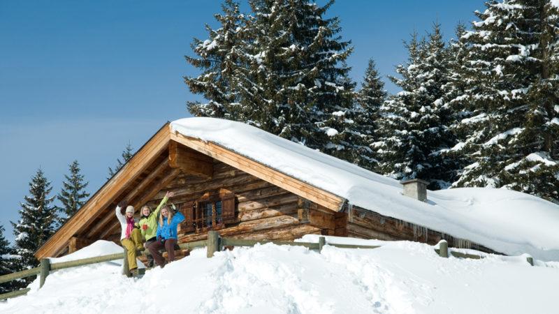 Almliesl - Dein Hüttenurlaub mitten in den Bergen - news