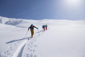 Skitourenurlaub in Osttirol