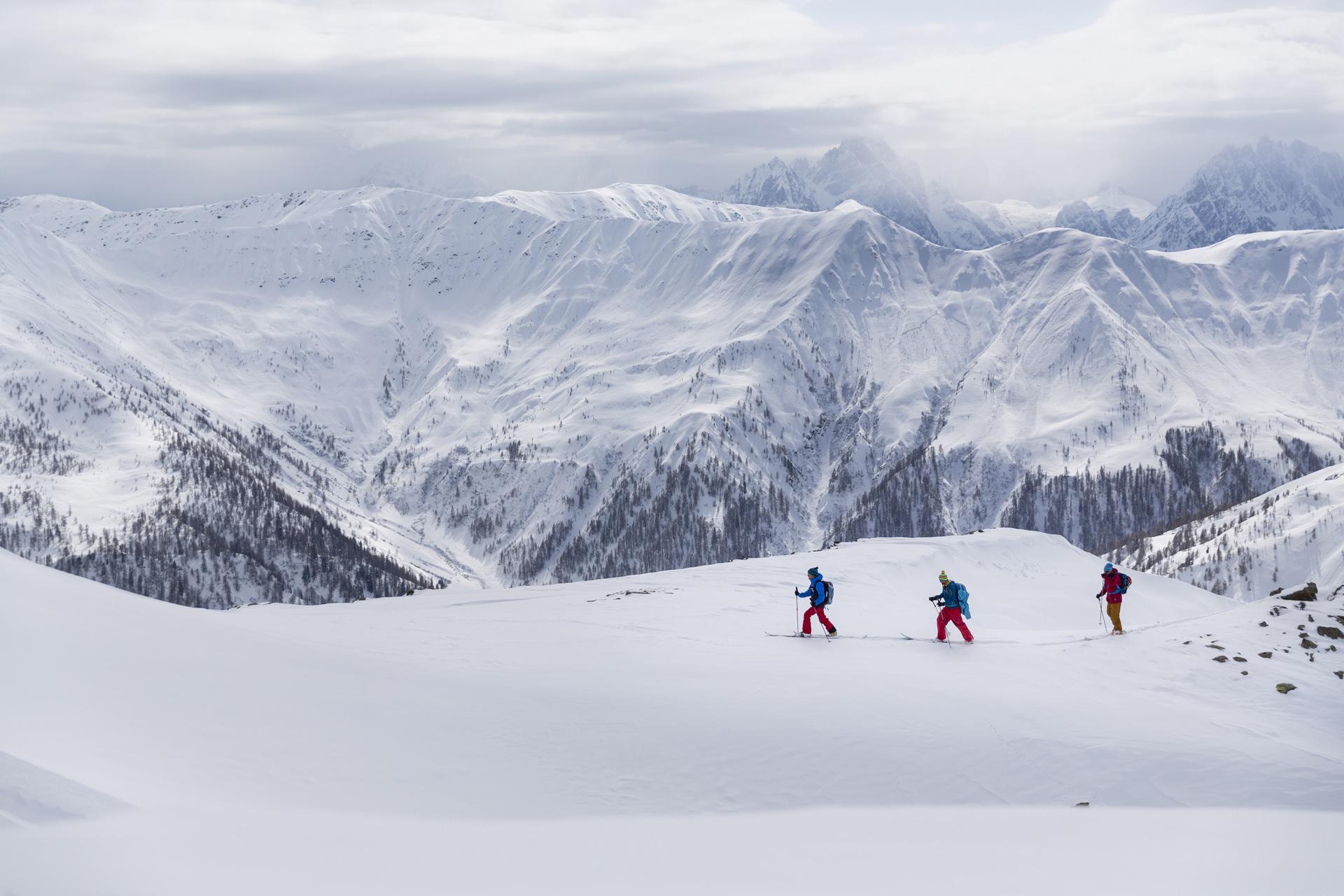 Osttirol - Wo der Winter auf Touren kommt - langlauf-regionen, events