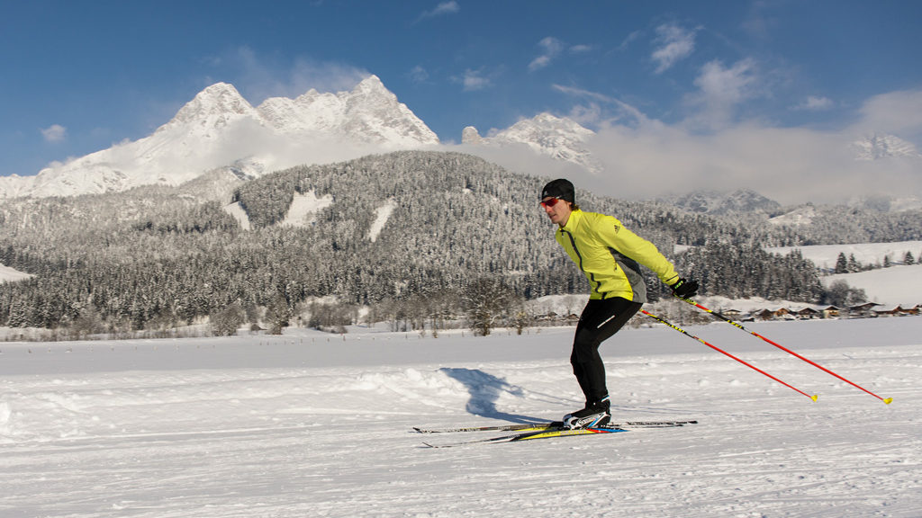 Langlaufcamp im Nordic Park Saalfelden - langlauf-regionen, events
