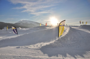 Langlauftraining im Nordic Park Reit im Winkl