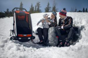 Wintersport mit Kindern