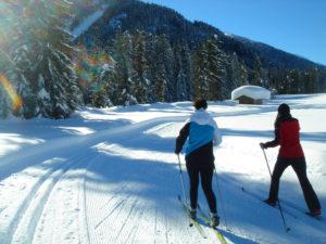 Langlaufen in Kärnten