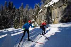 Nordic Plus Strecke in Reit im Winkl