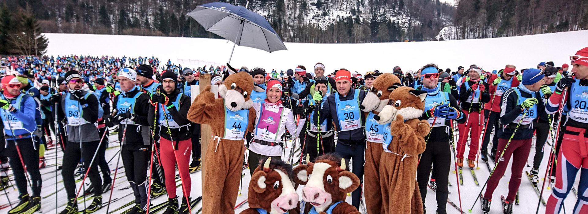 Chiemgau Team Trophy 2019 - news, events