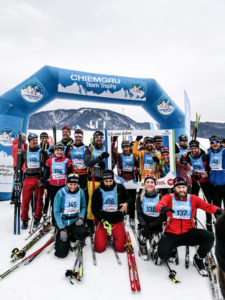 Langlauf Event Chiemgau