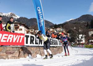Langlauf Event im Val di Fiemme