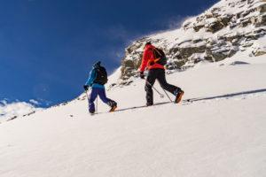 Skitouren-Camp Saalfelden Leogang
