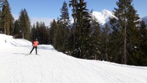 Langlaufurlaub in Seefeld Tirol