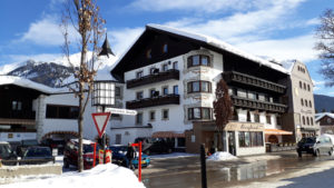 Hotel Bergland in Seefeld