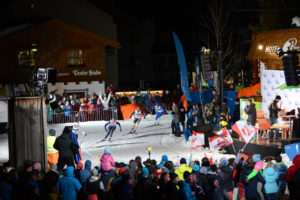 Langlauf Event in Tirol