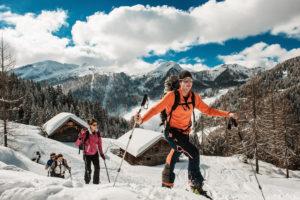 Skitouren in der Salzbugrer Sportwelt