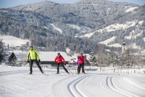 Langlaufloipen in Filzmoos, Radstadt und Altenmarkt-Zauchensee