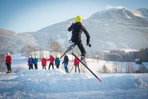 Spaß und Action im Fun&Snow Park in Saalfelden