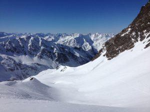 Skitour Großes Degenhorn