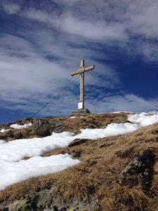 Skitour auf den Tullenkogel in Osttirol