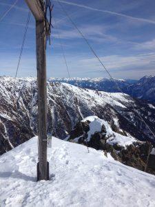 Skitour auf den Finsterkofel in Osttirol