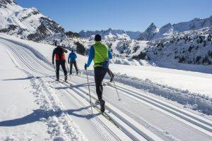 Langlaufurlaub in Tirol