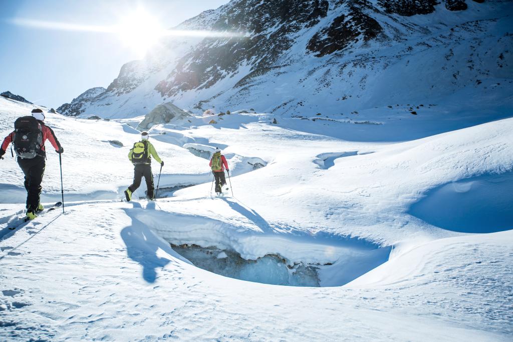 Skitouren-Camp in den Kitzbüheler Alpen