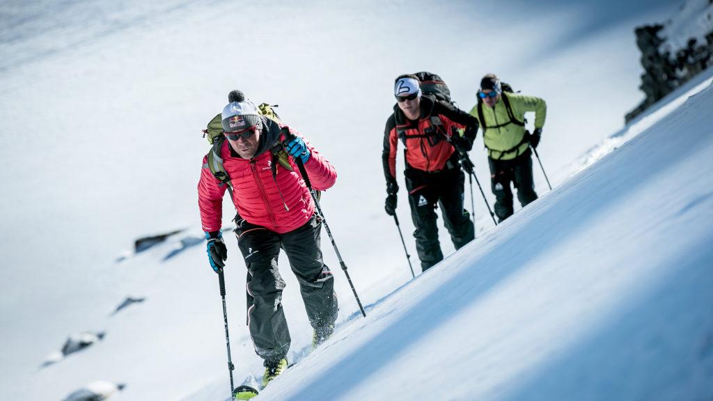 Skitouren gehen in Saalfelden