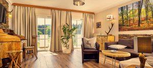 Aktiv- und Wohlfühlhotel Hammerhof Suite