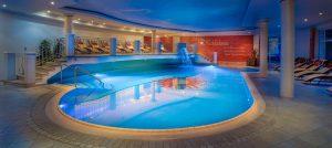 Aktiv- und Wohlfühlhotel Hammerhof Indoor-Pool