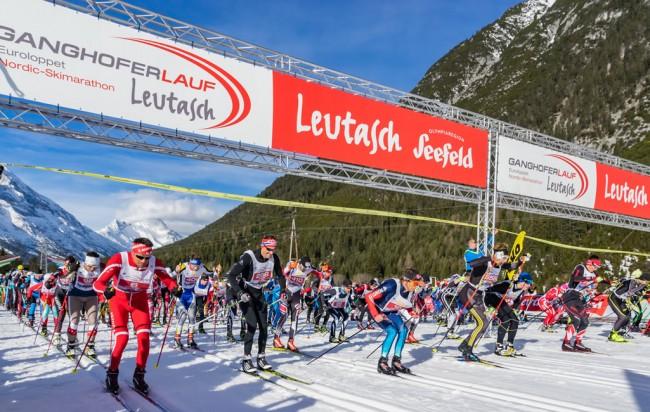 50. Int. Ganghofer- und Miniganghoferlauf Leutasch - events