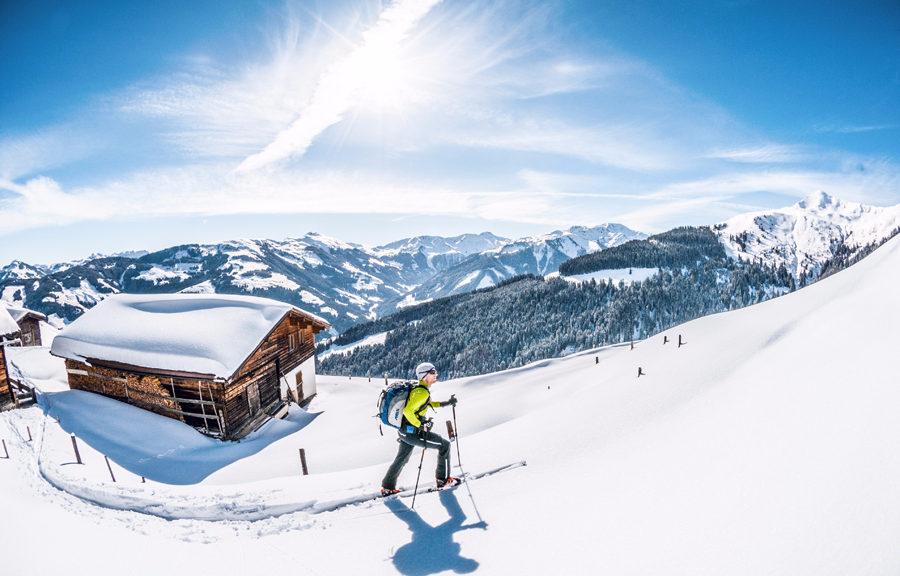 Skitour in den Kitzbüheler Alpen
