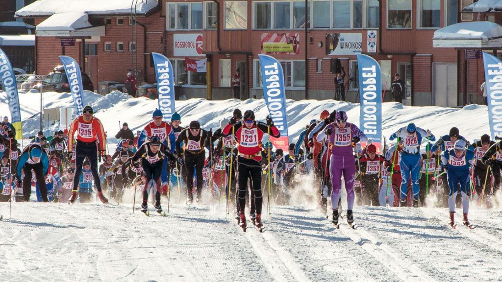 Nordic Racer Series - english-stories
