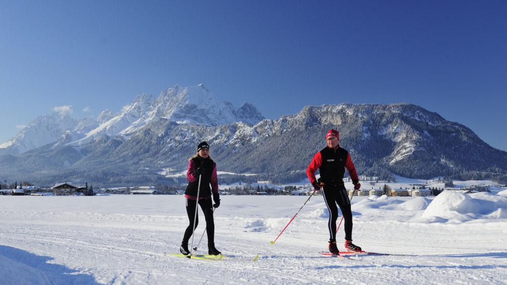 Winterurlaub einmal anders - langlauf-regionen