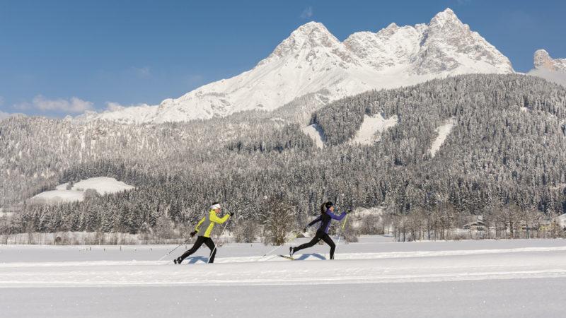 Langlaufurlaub im Salzburger Land