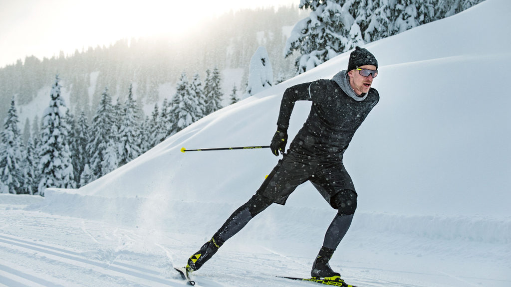 Skiletics®- to get in shape - get on track - wintersport, langlaufen