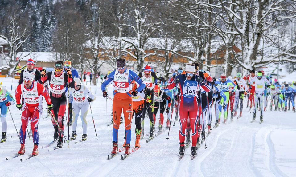 20. Tour de Ramsau - events