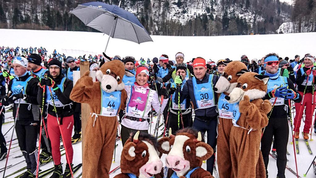 Chiemgau Team Trophy 2020 - events