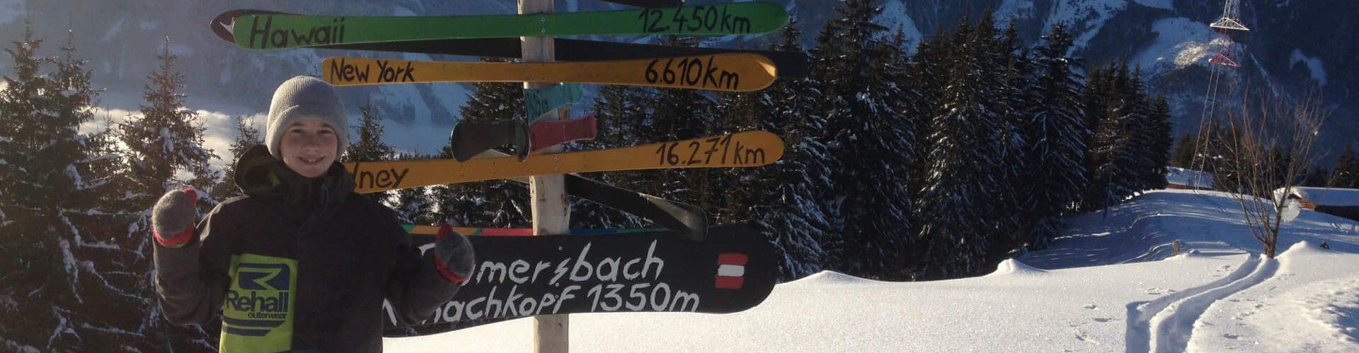 Die erste Skitour - langlauf-regionen