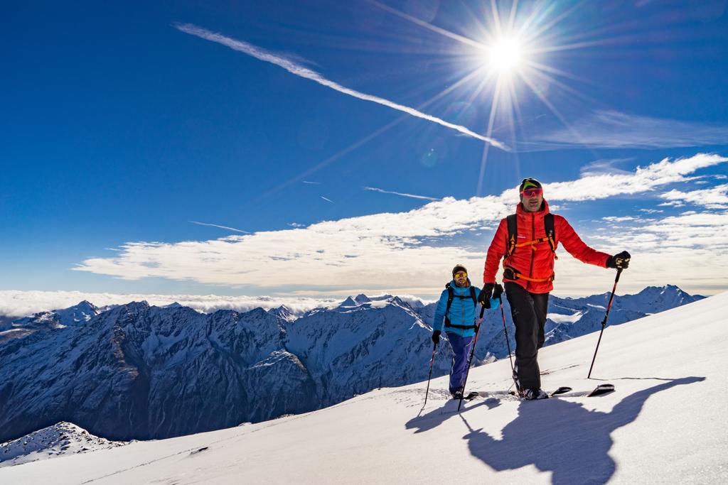 Skitourencamp in Saalfelden Leogang - news, events