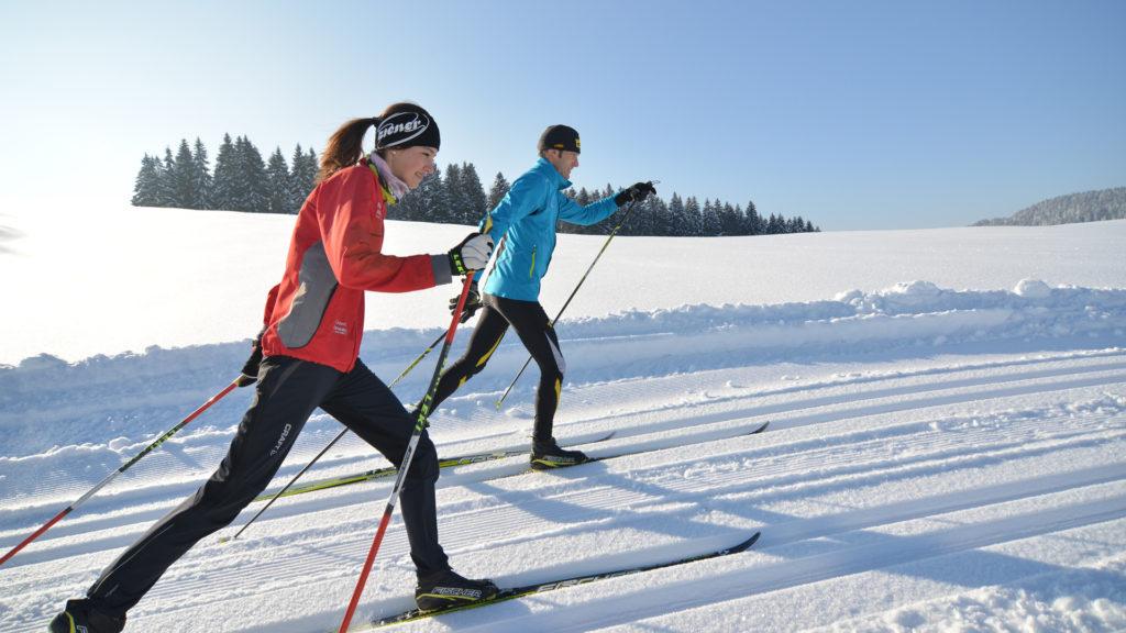 Das Langlauf-Glück liegt so nah - langlauf-regionen